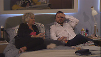 Maggie Oliver, Daniel O'Reilly<br /> Celebrity Big Brother 2018 - Day 4<br /> *Editorial Use Only*<br /> CAP/KFS<br /> Image supplied by Capital Pictures