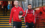 Sheffield United's Oliver McBurnie arrive ahead of the Premier League match at Selhurst Park, London. Picture date: 1st February 2020. Picture credit should read: Paul Terry/Sportimage