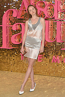 Lily Cole at 'Absolutely Fabulous: The Movie' world film premiere, Odeon cinema, Leicester Square, London, England June 19, 2016.<br /> CAP/PL<br /> &copy;Phil Loftus/Capital Pictures /MediaPunch ***NORTH AND SOUTH AMERICAS ONLY***