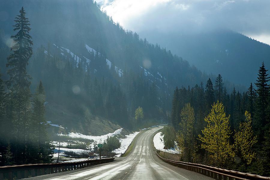 North Cascades National Park, Washington State, WA, USA