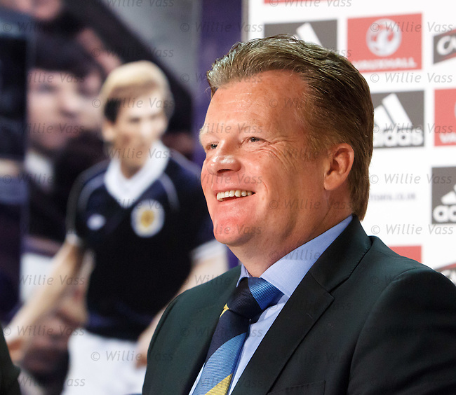 Dutchman Mark Wotte is appointed to the role of Scottish FA Performance Director and is tasked with producing great players such as Kenny Dalglish