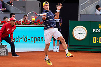 Argentine Diego Schwartzman during Mutua Madrid Open 2018 at Caja Magica in Madrid, Spain. May 10, 2018. (ALTERPHOTOS/Borja B.Hojas) /NORTEPHOTOMEXICO