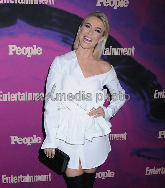 13 May 2019 - New York, New York - Julianne Hough at the Entertainment Weekly & People New York Upfronts Celebration at Union Park in Flat Iron. Photo Credit: LJ Fotos/AdMedia