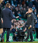 29.12.2019 Celtic v Rangers: Neil Lennon watches Celtic fizzle out in 90+5 minutes