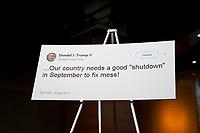 United States Government Shutdown Looms