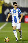 CD Leganes' Unai Bustinza during La Liga match. December 3,2016. (ALTERPHOTOS/Acero)