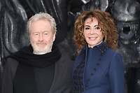 director, Ridley Scott<br /> at the &quot;Alien:Covenant&quot; world premiere held at the Odeon Leicester Square, London. <br /> <br /> <br /> &copy;Ash Knotek  D3260  04/05/2017