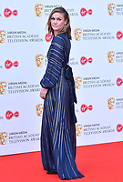 Julia Stiles <br /> at Virgin Media British Academy Television Awards 2019 annual awards ceremony to celebrate the best of British TV, at Royal Festival Hall, London, England on May 12, 2019.<br /> CAP/JOR<br /> ©JOR/Capital Pictures