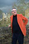 John Gray at Corpus Christi during the Sunday Times Oxford Literary Festival, UK, 16 - 24 March 2013. <br />