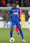 Getafe CF's Djene Dakoman during UEFA Europa League match. December 12,2019. (ALTERPHOTOS/Acero)
