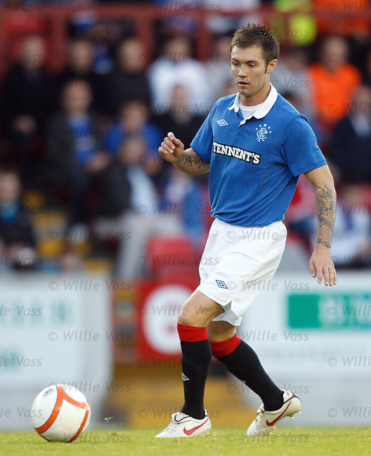 Jordan McMillan, Rangers