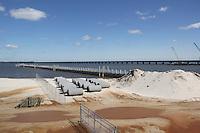 New marina construction - Bay St. Louis, MS