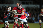 Dragons v Munster 0312