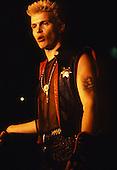 BILLY IDOL (GENERATION-X LIVE - 1982)