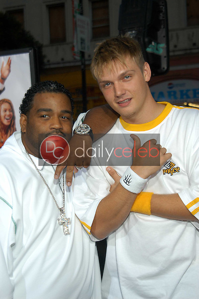 Fred Jerkins and Nick Carter
