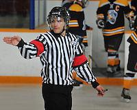 Officials - Alberta Cup 2011