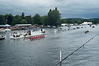 Henley Royal Regatta, Henley on Thames, Oxfordshire, 28 June - 2 July 2017.  Thursday  15:53:40   29/06/2017  [Mandatory Credit/Intersport Images]<br /> <br /> Rowing, Henley Reach, Henley Royal Regatta.<br /> <br /> The Princess Elizabeth Challenge Cup<br />  Scotch College, Melbourne, Australia v  Hampton School