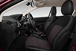 Front seat view of 2017 Mitsubishi Space-Star Instyle 5 Door Hatchback Front Seat  car photos