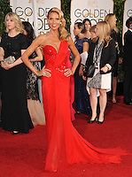Heidi Klum at the 72nd Annual Golden Globe Awards at the Beverly Hilton Hotel, Beverly Hills.<br /> January 11, 2015  Beverly Hills, CA<br /> Picture: Paul Smith / Featureflash