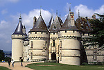 Europe, FRA, France, Loire Valley, Chaumont, Chateau de Chaumont....[ For each utilisation of my images my General Terms and Conditions are mandatory. Usage only against use message and proof. Download of my General Terms and Conditions under http://www.image-box.com or ask for sending. A clearance before usage is necessary...Material is subject to royalties. Each utilisation of my images is subject to a fee in accordance to the present valid MFM-List...Contact | archive@image-box.com | www.image-box.com ]