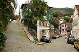 BRAZIL, Rio de Janiero, Santa Theresa Street Scenes