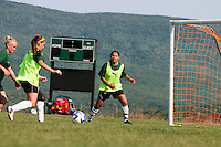 Rachel Williams is a second year student who plays on the soccer team at Southern Vermont College in Bennington, Vermont. For the Chronicle of Higher Education