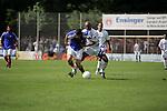 Echendu Adiele (SVW Mannheim 07) in der Oberliga 2007/08 VfR Mannheim vs. SV Waldhof/Mannheim. Foto © Rhein-Neckar-Picture *** Foto ist honorarpflichtig! *** Auf Anfrage in höherer Qualität/Auflösung. Belegexemplar erbeten.