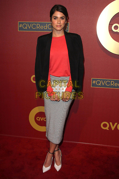 BEVERLY HILLS, CA - February 28: Nikki Reed at QVC 5th Annual Red Carpet Style Event, Four Seasons, Beverly Hills,  February 28, 2014.  <br /> CAP/MPI/JO<br /> &copy;Janice Ogata/MediaPunch/Capital Pictures