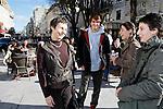 20080110 - France - Aquitaine - Pau<br /> PORTRAITS DE MARTINE LIGNIERES-CASSOU, CANDIDATE PS AUX ELECTIONS MUNICIPALES DE PAU EN 2008.<br /> Ref : MARTINE_LIGNIERES-CASSOU_036.jpg - © Philippe Noisette.
