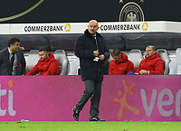 Trainer Stanislav Cherchesov (Russland, Russia) - 15.11.2018: Deutschland vs. Russland, Red Bull Arena Leipzig, Freundschaftsspiel DISCLAIMER: DFB regulations prohibit any use of photographs as image sequences and/or quasi-video.