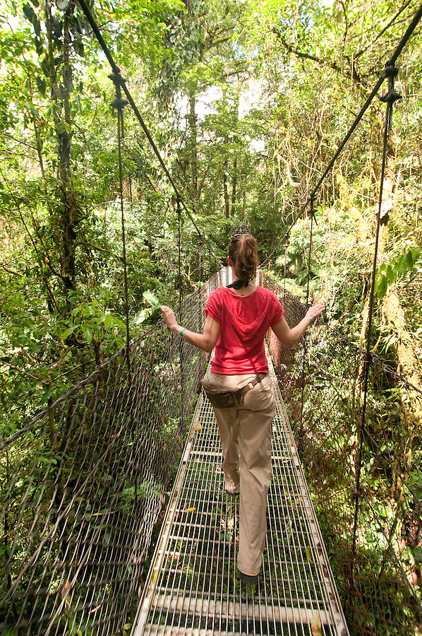 Arenal Hanging Bridges, Costa Rica