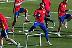 Spainsh Juan Mata during the training of the spanish national football team in the city of football of Las Rozas in Madrid, Spain. November 09, 2016. (ALTERPHOTOS/Rodrigo Jimenez)