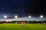 Brackley attack. Blyth Spartans v Brackley Town, 30112019. Croft Park, National League North. Photo by Paul Thompson.
