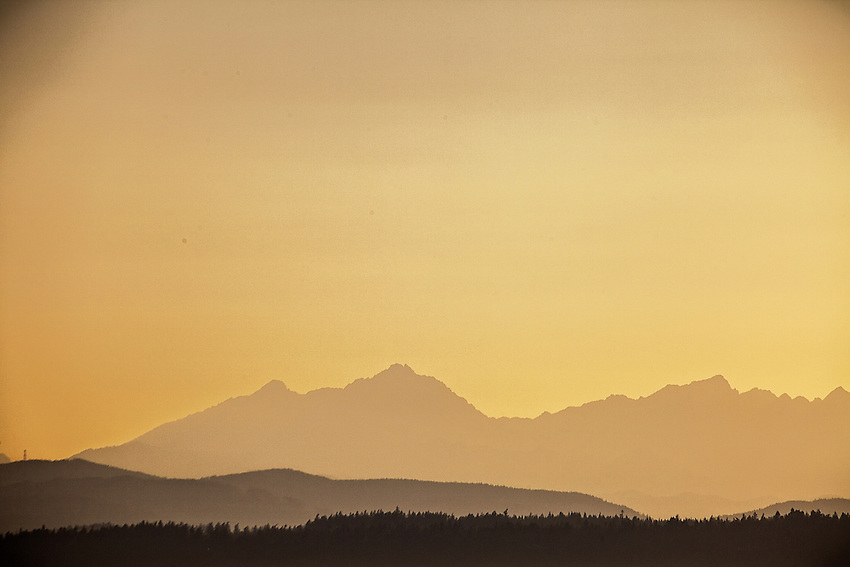 The Mountains of the Northwest