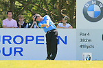 Anders Hansen tees off from the par 4 6th tee to start Round 3 of the BMW PGA Championship at  Wentworth, Surrey, England, 22nd May 2010...Photo Golffile/Eoin Clarke.(Photo credit should read Eoin Clarke www.golffile.ie)....This Picture has been sent you under the condtions enclosed by:.Newsfile Ltd..The Studio,.Millmount Abbey,.Drogheda,.Co Meath..Ireland..Tel: +353(0)41-9871240.Fax: +353(0)41-9871260.GSM: +353(0)86-2500958.email: pictures@newsfile.ie.www.newsfile.ie.