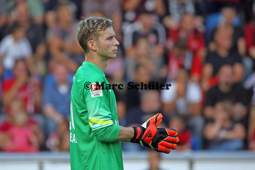 Felix Wiewald (Eintracht)- FSV Frankfurt vs. Eintracht Frankfurt, Frankfurter Volksbank Stadion