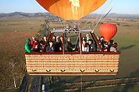 20131005 October 05 Hot Air Balloon Gold Coast