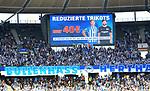 12.05.2018, OLympiastadion, Berlin, GER, 1.FBL, Hertha BSC VS. RB Leipzig, im Bild <br /> Anzeige<br /> <br /> <br />       <br /> Foto &copy; nordphoto / Engler