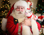 Santa Photos With All Proceeds Going to Babylon Breast Cancer Coalition