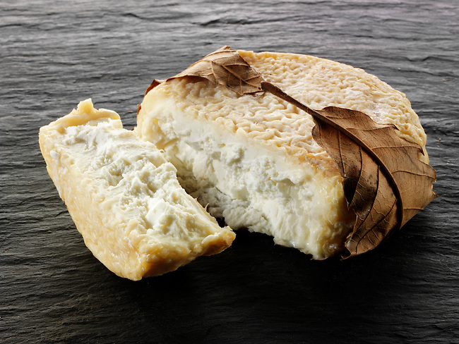 French Goats ( Chevre)  traditional regonal Cheeses