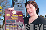 Culture for Care: Marie Kirby of Kirby's Lanterns Hotel, Tarbert where the Celtic Festival of Song kicks off on Friday, April 4th to 6th to raise funds for Kerry Parkinsons.   Copyright Kerry's Eye 2008