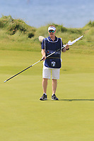 Mark Sherwood on the 6th green during Thursday's Round 1 of the Dubai Duty Free Irish Open 2019, held at Lahinch Golf Club, Lahinch, Ireland. 4th July 2019.<br /> Picture: Eoin Clarke | Golffile<br /> <br /> <br /> All photos usage must carry mandatory copyright credit (© Golffile | Eoin Clarke)