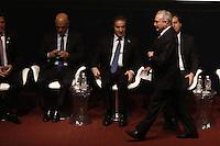 SÃO PAULO, SP, 27.11.2016 - TEMER-SP. O presidente da república Michel Temer durante a abertura do Congresso da Diáspora Libanesa, no Palácio dos Bandeirantes, na tarde deste domingo, 27. (Foto: Adriana Spaca/Brazil Photo Press)