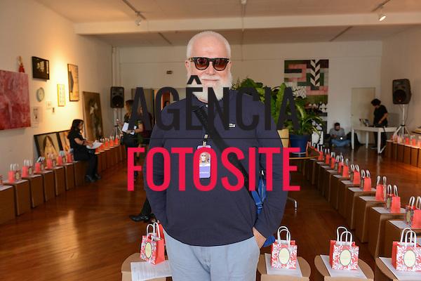 Lula Rodrigues<br /> <br /> Isabela Capeto<br /> <br /> S&atilde;o Paulo Fashion Week- Ver&atilde;o 2016<br /> Abril/2015<br /> <br /> foto: Gabriel Cappelletti/ Ag&ecirc;ncia Fotosite