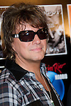 MADRID (04/06/2010).- Bon Jovi Photocall before tonight's concert at Rock in Rio Madrid. Pictured Richie Sambora...PHOTO: Cesar Cebolla / ALFAQUI