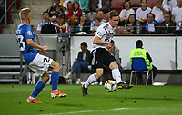 Marcel Halstenberg (Deutschland Germany) gegen Taijo Teniste (Estland, Estonia) - 11.06.2019: Deutschland vs. Estland, OPEL Arena Mainz, EM-Qualifikation DISCLAIMER: DFB regulations prohibit any use of photographs as image sequences and/or quasi-video.