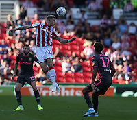 Stoke City's James McClean<br /> <br /> Photographer Stephen White/CameraSport<br /> <br /> The Premier League - Stoke City v Leeds United - Saturday August 24th 2019 - bet365 Stadium - Stoke-on-Trent<br /> <br /> World Copyright © 2019 CameraSport. All rights reserved. 43 Linden Ave. Countesthorpe. Leicester. England. LE8 5PG - Tel: +44 (0) 116 277 4147 - admin@camerasport.com - www.camerasport.com