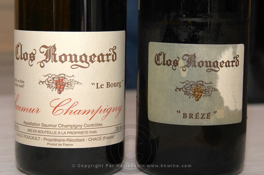 Clos Rougeard, Saumur Champigny, anjou, Loire, France