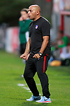 Atletico de Madrid's coach Angel Villacampa during UEFA Womens Champions League 2017/2018, 1/16 Final, 1st match. October 4,2017. (ALTERPHOTOS/Acero)