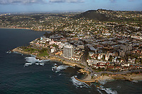 aerial photograph of La Jolla, San Diego, County, California